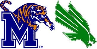 NCAA Pants Party: Memphis Vs. North Texas