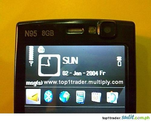 "Move Over Meizu: China's Clone ""Gods"" do Nokia N95 Too"