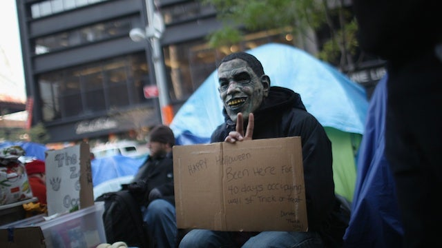 Occupy Wall Street Applies for Occupy Wall Street™
