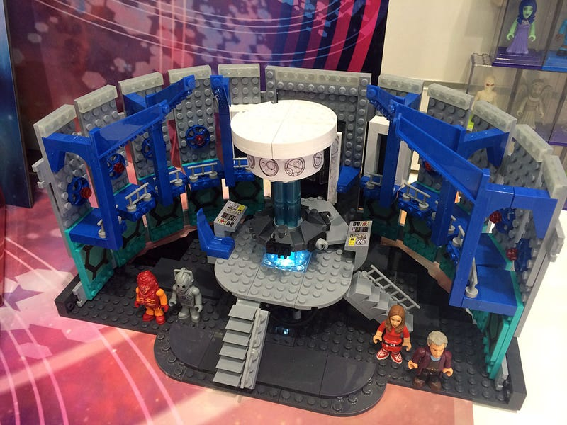 Could Doctor Who be getting its own Lego sets?