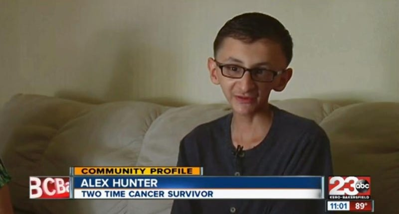 Insurance Company Won't Cover Cost of Teen Cancer Survivor's New Teeth