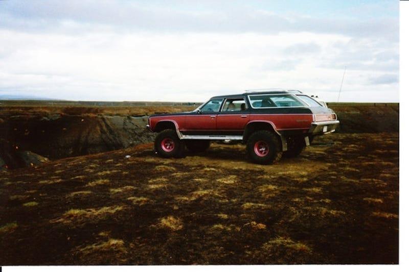 "CarDomaining - ""Mjög Jalop."" Edition"
