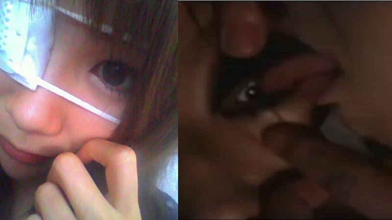 'Eyeball Licking' Trend Is Giving All the Japanese Kids Pink Eye