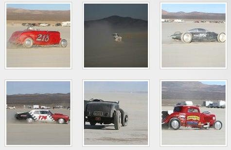 El Mirage Land Speed Gallery