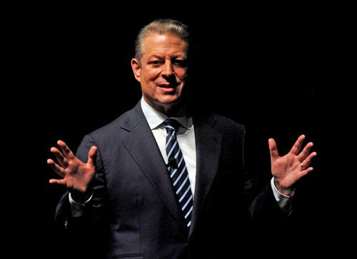 Two More Masseuses Report Al Gore Penis Massages
