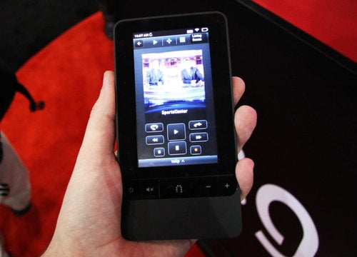 First Hands-On: Sling Touch Control 100 Remote Control