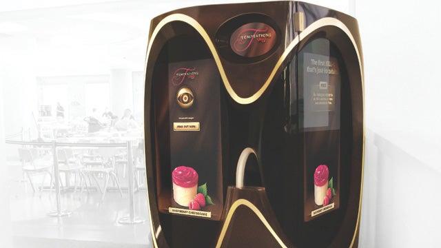 Pudding-Dispensing Robot Programmed to Threaten Children