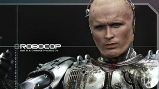 Hot Toys' Battle-Damaged <em>RoboCop</em> Figure Might Be <em>Too</em> Detailed