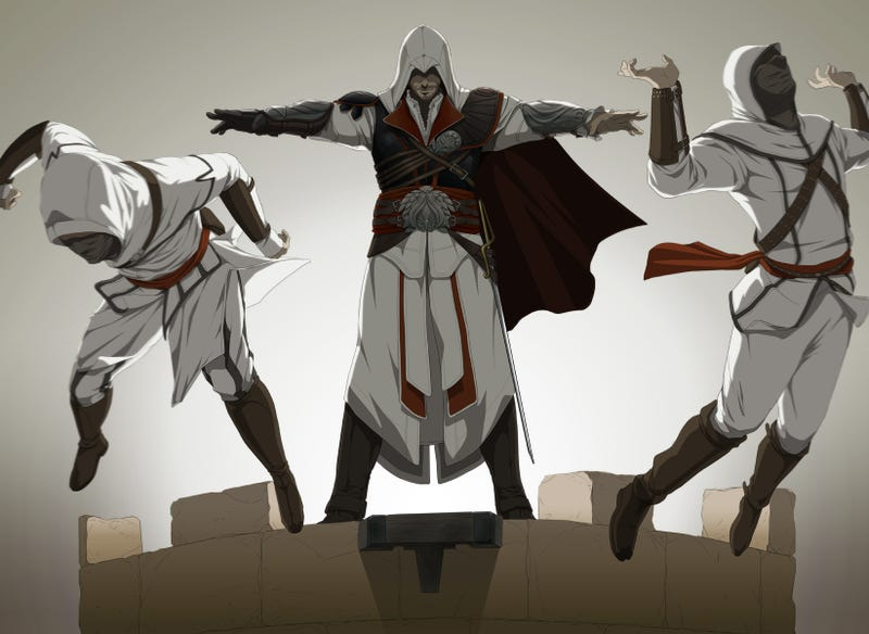 Assassin's Creed: The After-School Cartoon Would Be A Blast