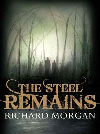 Richard K. Morgan Talks Noir Fantasy