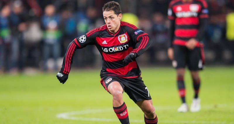 Javier Hernandez pays tribute to Bayer Leverkusen