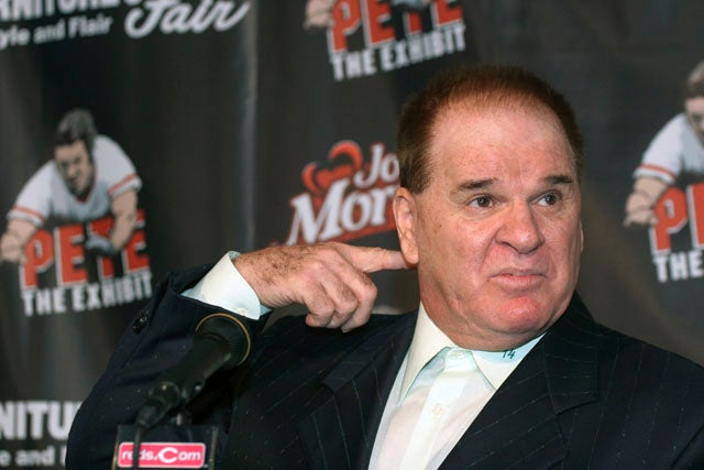 "Pete Rose Gets His Own Reality Show, Promises It Won't Be ""Classless"""