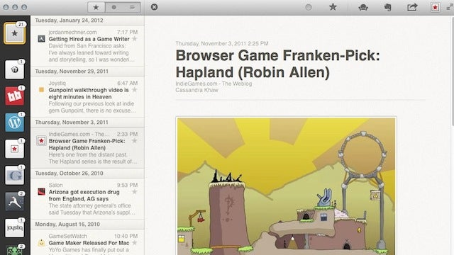 Reeder for Mac and iPad Are Free for a Limited Time