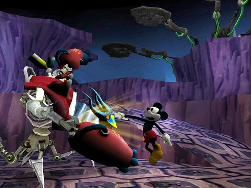 Spector Tells Us How Disney Epic Mickey Will Challenge Gamers