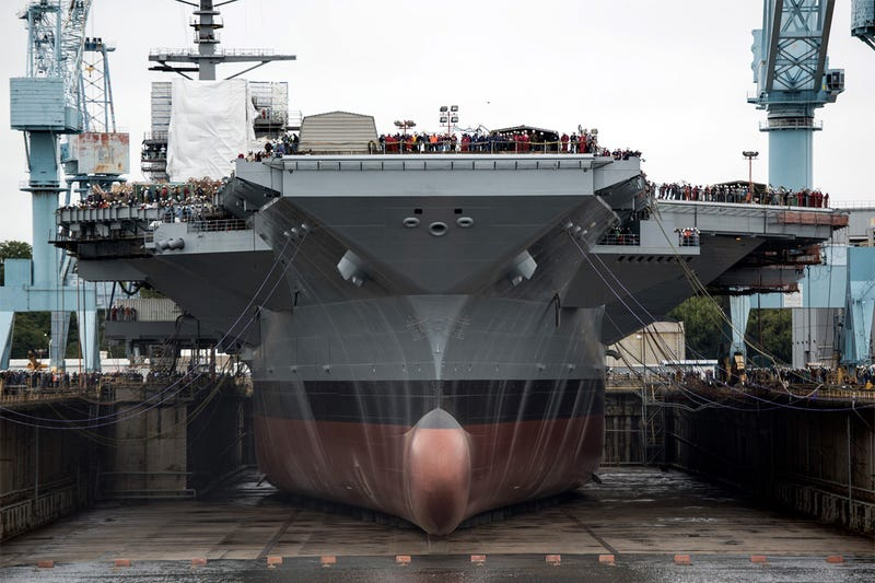 18 High-Tech Warships From the Future That Rule the Seas Today
