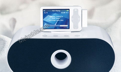Meizu mDock Speaker Dock Coming Soon For M6, M3 Music Cards