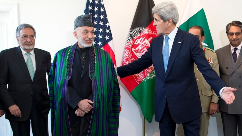 The CIA Gave Millions in Cash to Afghan President for Over a Decade