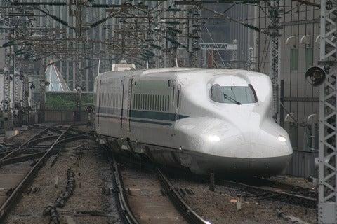 Japan's Type N700 Bullet Train Almost Half as Fast as an Airplane