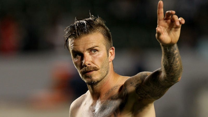 David Beckham: How The Last English Winger Ordained Soccer In America
