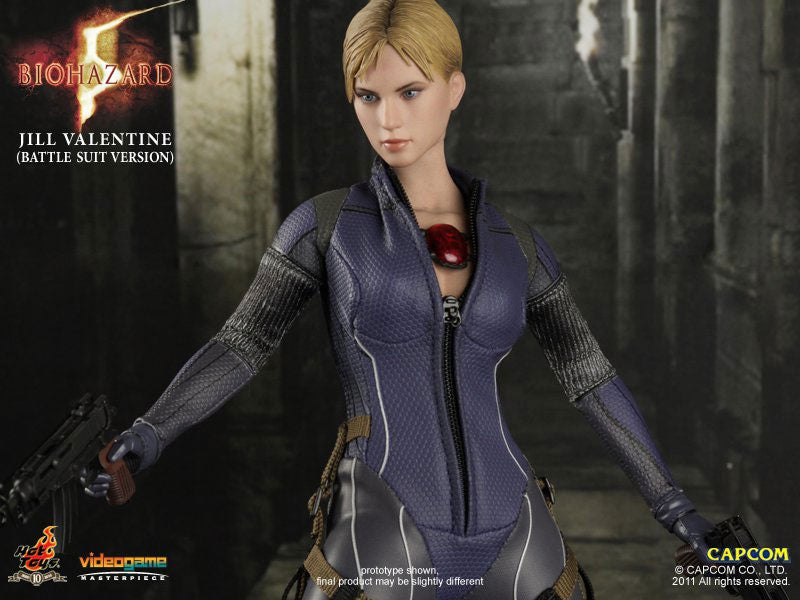This Resident Evil Figure Is Dressed For Battle