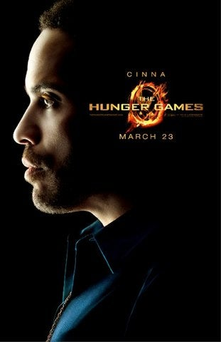 New Hunger Games character posters show off Lenny Kravitz's crazy futuristic eyeliner