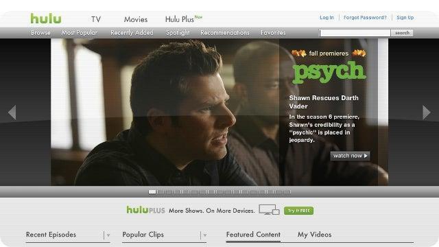 Actually, Google Might Still Buy Hulu