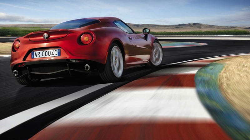 Little Alfa Romeo 4C Sets A Seriously Impressive Nurburgring Time