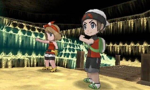Pokémon Omega Ruby and Alpha Sapphire: The Kotaku Review