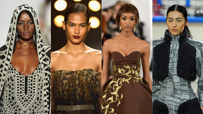 Racial Diversity at NY Modeling Agencies Is Still Ridiculously Low