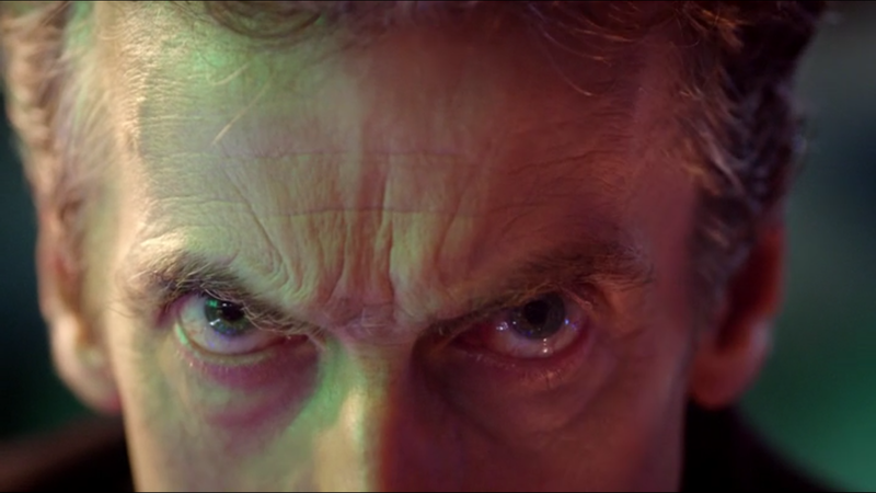 Doctor Who Series 8 is recreating an iconic image from the show's past