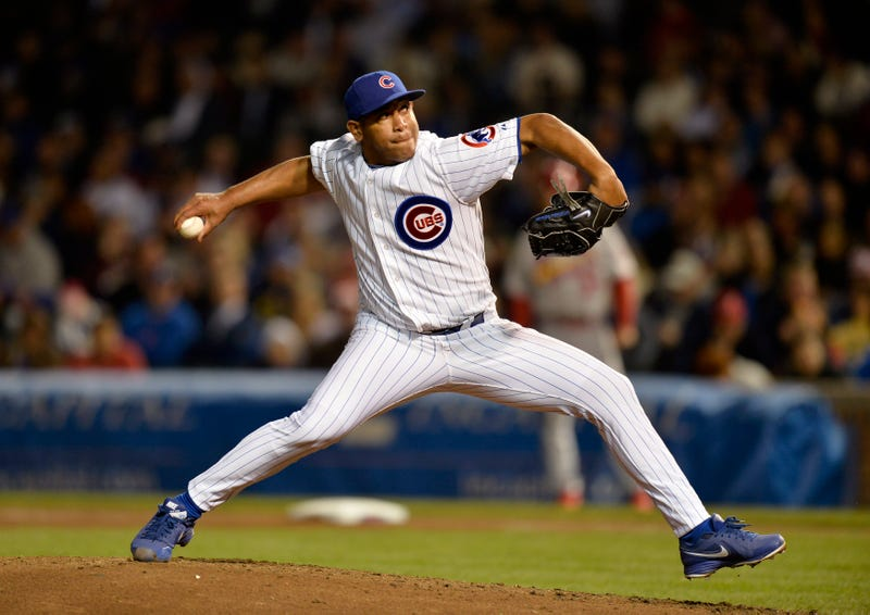 Fare Thee Well, Carlos Marmol And Your Extreme Aversion To Contact