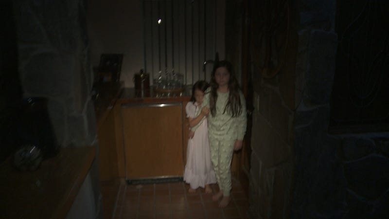 2 Girls One Demon: an Exclusive Shot from Paranormal Activity 3