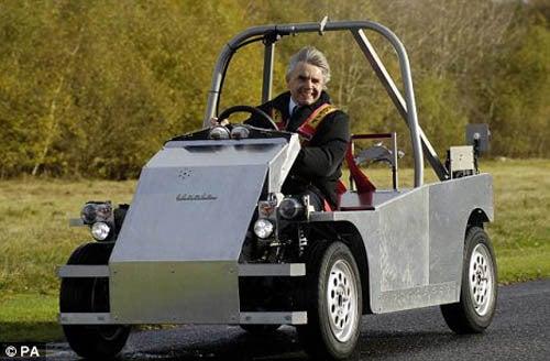 Gordon Murray Announces T.27 Before T.25 Even Built