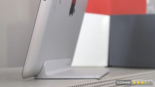 TenOne Magnus Lightning Review: Handsome iPads Deserve Handsome Stands