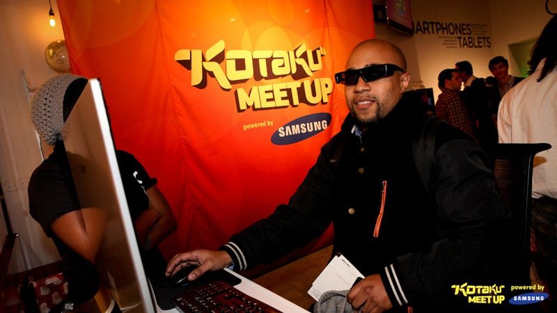 Here's What Happened at Kotaku's Meet-up at Gizmodo Gallery