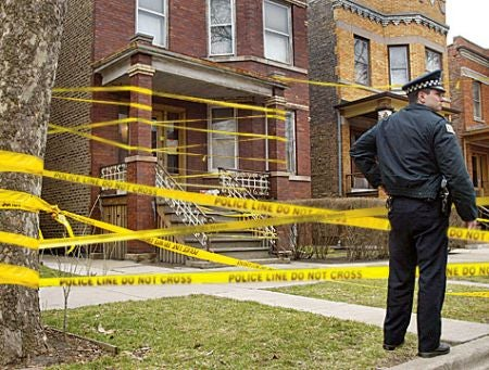 Chicago's Bloody Weekend: Shooting Violence Off The Charts