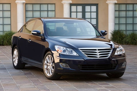 Detroit Auto Show: 2009 Hyundai Genesis Sedan To Challenge Luxury Market, With Or Without Peter Gabriel