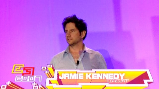 Jamie Kennedy's Still Sensitive About His Trainwreck of an E3 2007 Hosting Gig, Apparently