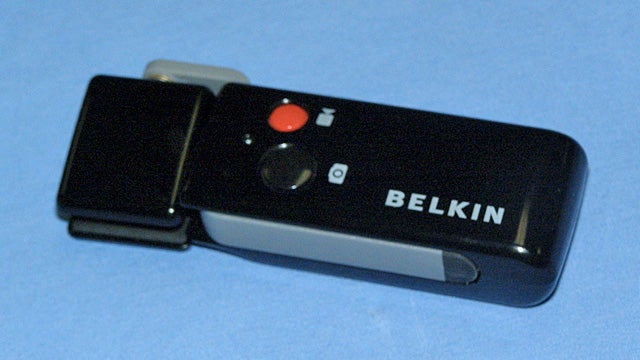 Belkin's iPhone Camera Remote Revealed By the FCC