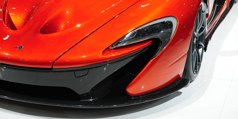 The McLaren P1: Making Hyper-Advanced Aerodynamics Gorgeous