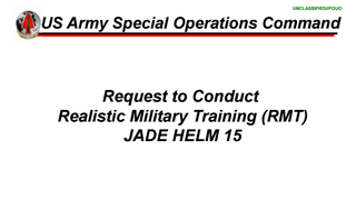 Jade Helm: The Pretend Invasion of Texas That's Driving the Web Crazy