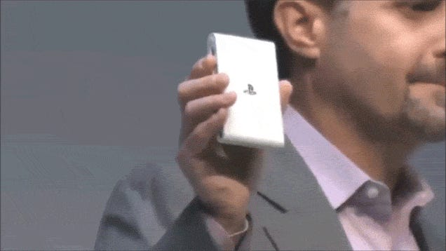 Introducing PS Vita...TV