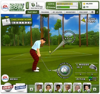 Facebook Hits The Links With PGA Tour Golf Challenge