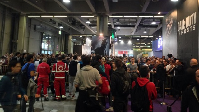 Fans Trash Call Of Duty Booth At Games Expo