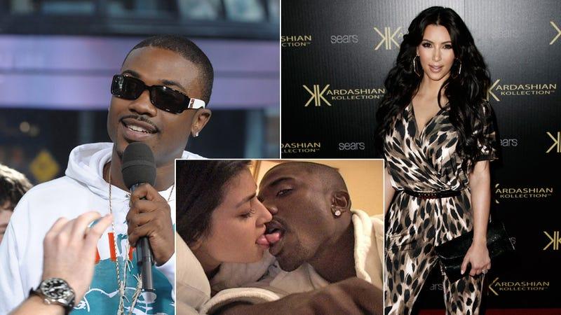 Ray J Wants Money for Kardashian Sex Tape
