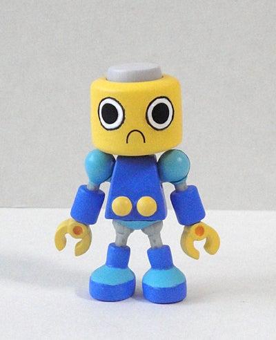 Mega Man Figures Are Mega Man Legends
