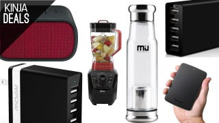 Today's Best Deals: Blenders, The Bluetooth Speaker You Want, More
