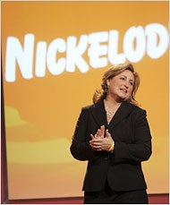 Nickelodeon President Taking Christmas into Her Own Hands