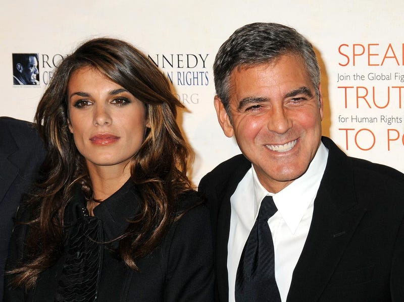George Clooney Will Forever be a Bachelor, Still