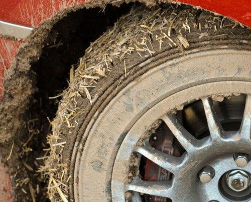 Gallery: 2011 Subaru Impreza WRX STI Dirt